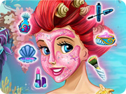 Mermaid Princess Real Makeover