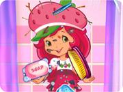 Messy Strawberry