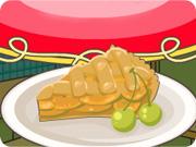 Mia Cooking Apple Pie