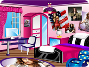 Miley Cirus Fan Room