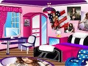 Miley Cirus Fan Room