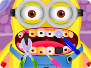 Minion at the Dentist