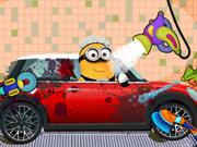 Minion Car Wash