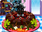 Monster High Chocolate Pie