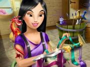 Mulan's Crafts