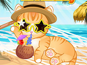 My Cat Summer Holiday