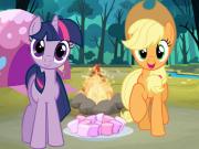 My Little Pony Camp Fun