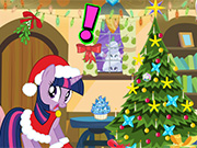 My Little Pony Holiday Disaster
