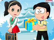 Nobita's Love Confession