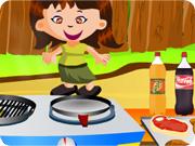 Nutty's kitchen