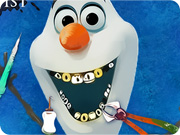 Olaf at the Dentist