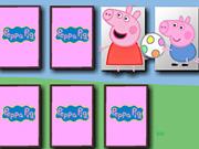 لعبة ذاكرة الخنزير بيبا