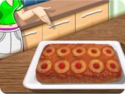 Sara's Cooking Class: Pineapple Cake