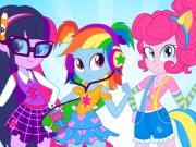 Pony Girls Back to School