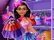 Pop Star Princesses Dresses