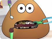 Pou Bad Teeth