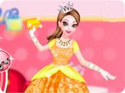 Princess at the Ball
