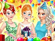 Princess Birthday Surprise