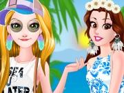 Princess California Summer