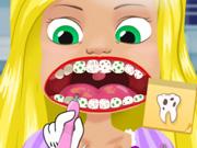 Princess Dentist Game