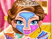 Princess Face Makeover