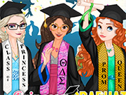 Princess Graduation H5