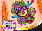Princess Tattoo Artist
