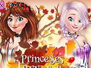 Princesses BFFs Fall Party