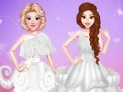 Princesses Crazy Dress Design