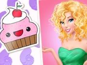 Princesses Postcard Maker
