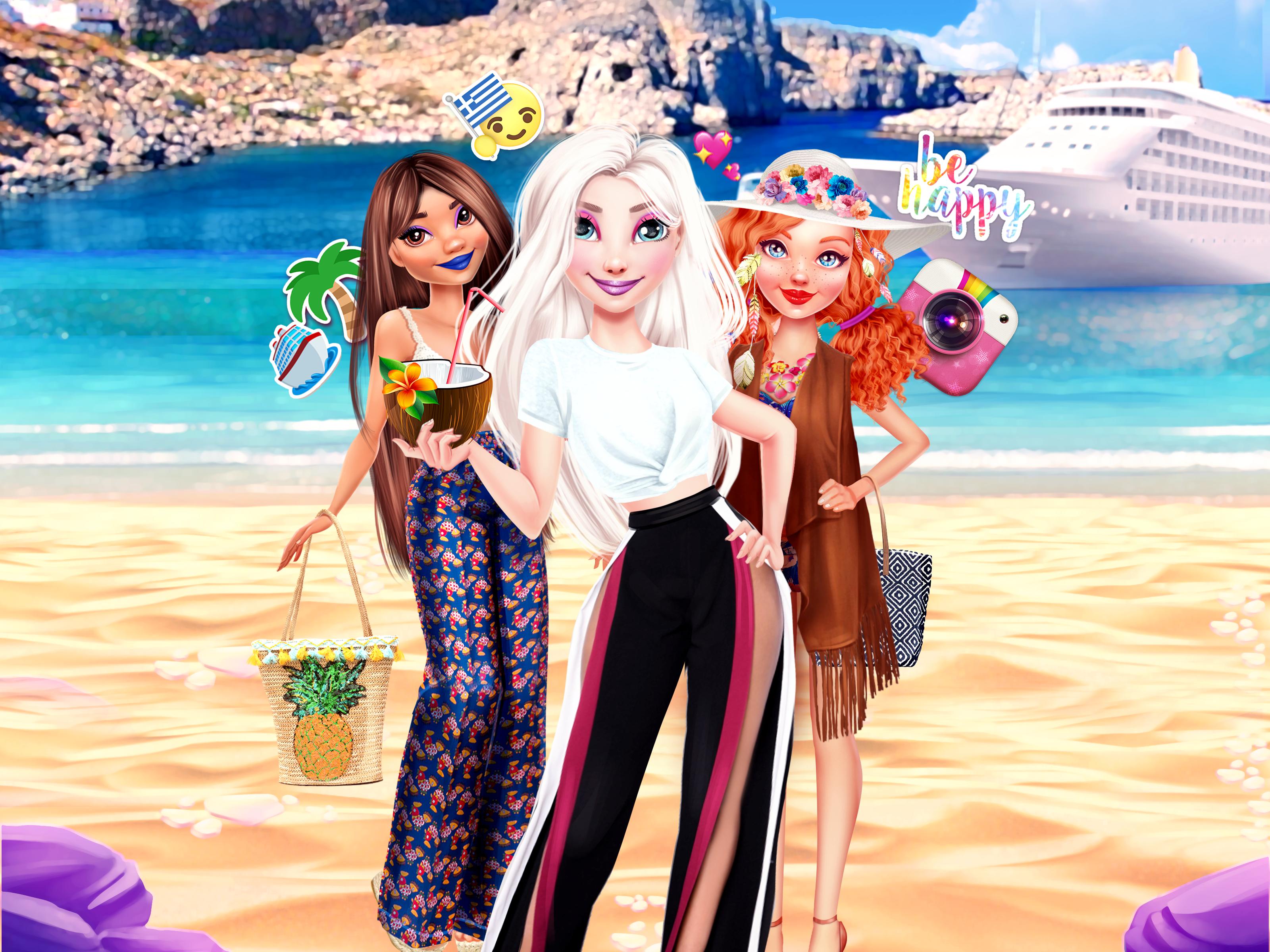 Princesses Travel Diaries Greece