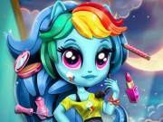 Rainbow Dash K Pop Fashion