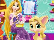 Rapunzel Cat Care 2