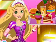 Rapunzel Fun Cafe