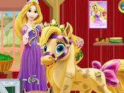Rapunzel Pony Care