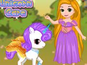 Rapunzel Unicorn Care
