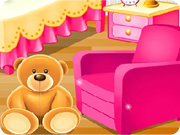 Realistic Baby Room