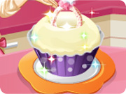 Sara Wedding Cupcake