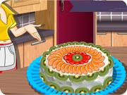 Sara's Cooking Class Pavlova