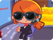 Secret Agent Slacking
