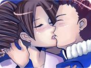 Secret Kissing
