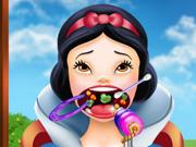 Snow White Throat Doctor