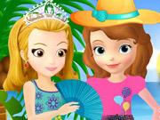 Sofia and Amber Summer Trip