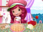 Strawberry Shortcake Pie Recipe