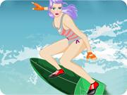 Surfer Girl Dress Up