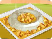 Sweet Mango Pudding