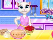 Talking Angela Perfect Pie