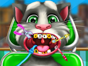 Talking Tom Dentist Appointment