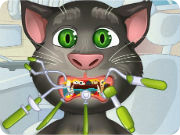 Talking Tom Tooth Problems