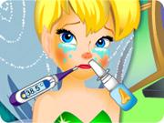 Tinkerbell Got the Flu